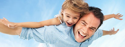 رابطه صمیمی با پدر