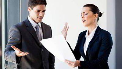 شیوه رفتار با انواع همکاران