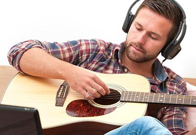 اثرات مطلوب موسیقی