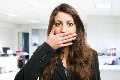 10 جمله ممنوعه در محل کار!!