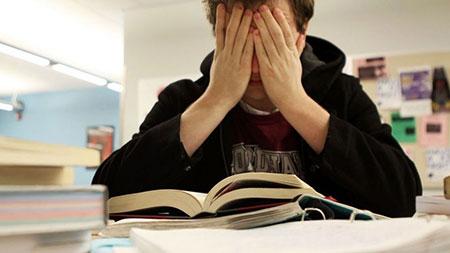 شببیداری در فصل امتحانات