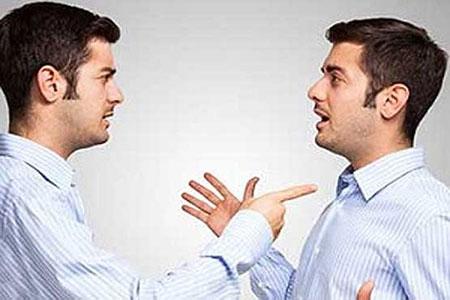 حرف زدن با خود