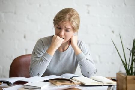 اضطراب امتحان,اضطراب امتحان و راههای کاهش آن