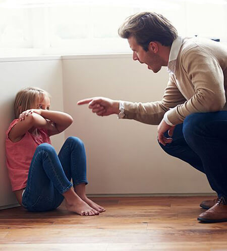 والد خودشیفته, خودشیفتگی والدین