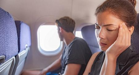 استرس و ناراحتی در هنگام پرواز, چگونه استرس پرواز را کنترل کنیم, راههای کاهش استرس و ناراحتی در هنگام پرواز