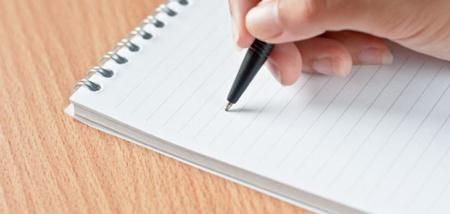 یادداشت برداری , نکات یادداشت برداری سریع , یادداشت برداری چیست