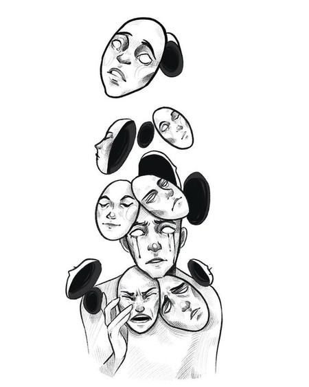 جملات نشان دهنده افسردگی, افسردگی, نشانه افسردگی