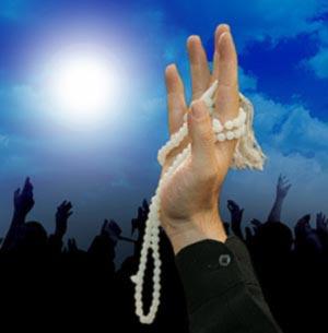 دعا راه رسیدن به کمال