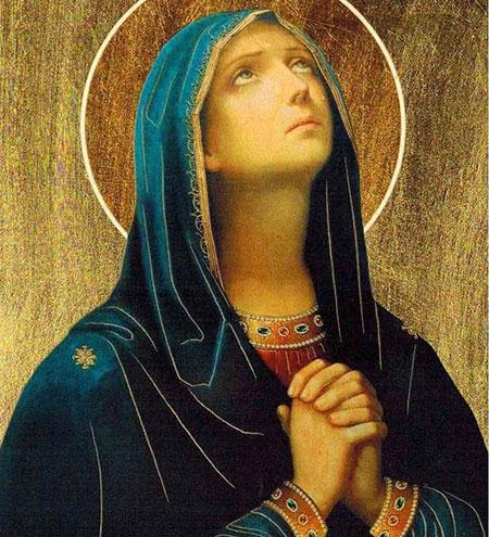 زندگینامه حضرت مریم (س)