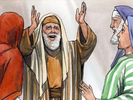 زندگینامه حضرت زکریا,حضرت زکریا,زکریا