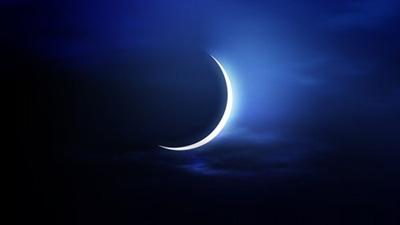 هلال رمضان,رویت هلال ماه رمضان,هلال ماه رمضان