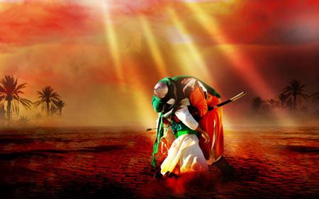 زندگینامه حضرت علی اكبر (ع),شهادت حضرت علی اكبر (ع),چگونگی شهادت حضرت علی اكبر (ع)