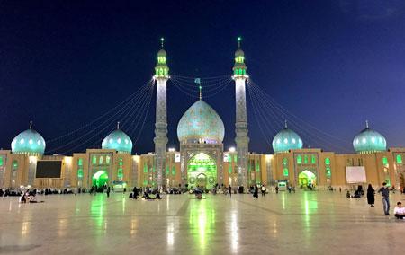 آداب و اعمال مسجد جمکران,اعمال مسجد جمکران,آداب مسجد جمکران