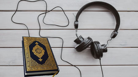 ثواب گوش دادن به آیات قرآن,آداب گوش دادن به قرآن قرآن,گوش کردن به آیات قرآن