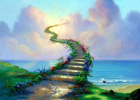 بهشت,ورود به بهشت,بهشت جای چه افرادی است