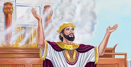حضرت سلیمان,زندگی نامه حضرت سلیمان,داستان حضرت سلیمان