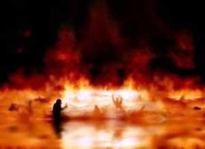عذابهای روحی دوزخیان,رحمت خدا,عذاب جهنمیان