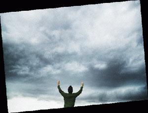 خشم خدا چگونه است؟