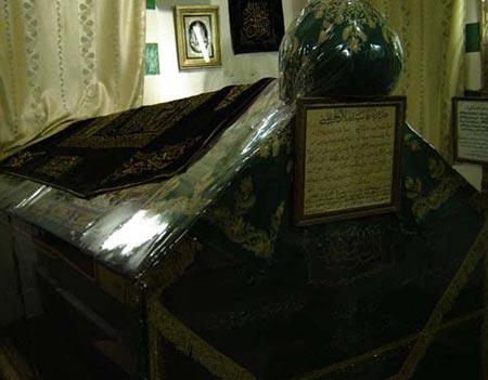 قبر بلال حبشی,بلال حبشی,قبر بلال حبشی کجاست