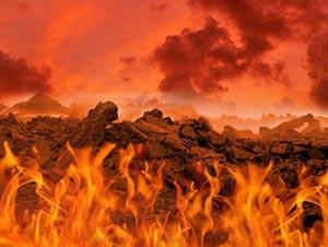 جهنم,جهنم چیست,جهنم چگونه حایی است