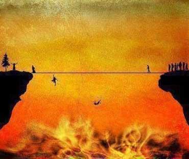 پل صراط,رد شدن از  پل صراط,حقیقت پل صراط