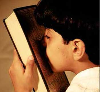برای این که فرزندتان با قرآن آشنا شود !