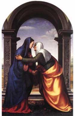 الیزابت، مادر یحیی بن زکریا