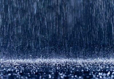 بارش باران,کم باریدن باران