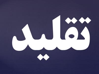 مرجع تقلید داشتن مسلمان برای واجب است چرا هر