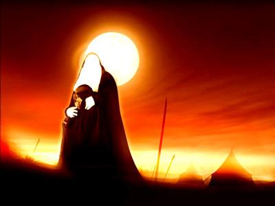خطبه حضرت زینب در مقابل یزید