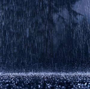 چرا باران نمی بارد؟