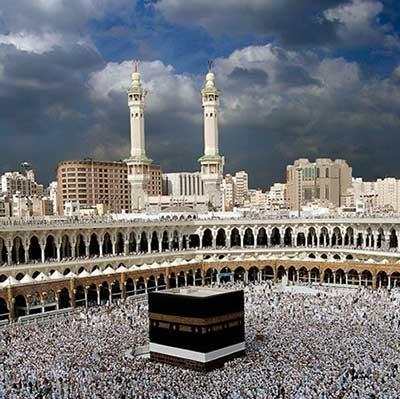 بیت الله الحرام چه زمانی ساخته شده