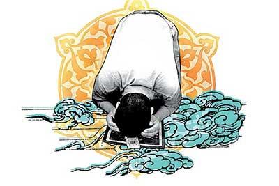 متن تعقیب نماز عشاء
