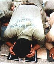 چرا نماز خواندن برایمان سنگین می شود ؟