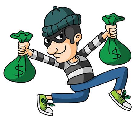 حکم دزدی از والدین,حکم شرعی دزدی از والدین,سرقت از والدین