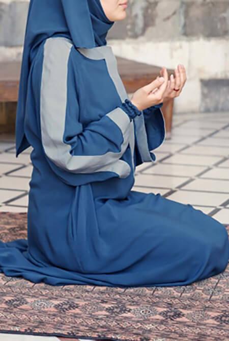 نماز خواندن با مانتو, حکم نماز خواندن با مانتو, احکام نماز خواندن با مانتو