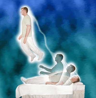 جدا شدن روح از بدن,جدا شدن روح از بدن هنگام خواب,جدا شدن روح از بدن در خواب