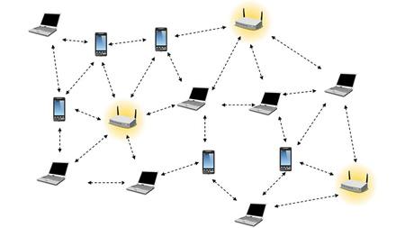 درباره شبکه های ادهاک, کاربردهای شبکه های بی سیم ادهاک