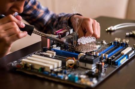 آینده شغلی رشته مهندسی الکترونیک, واحد درسی رشته مهندسی الکترونیک