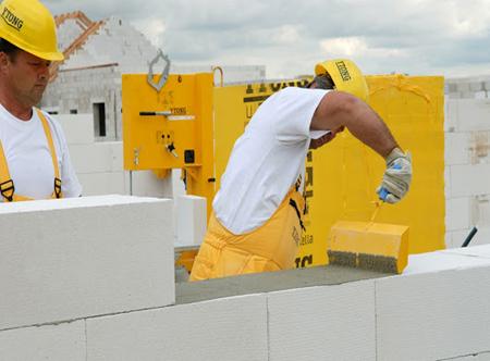 مواد و مصالح ساختمانی, مراحل تولید بلوک هبلکس