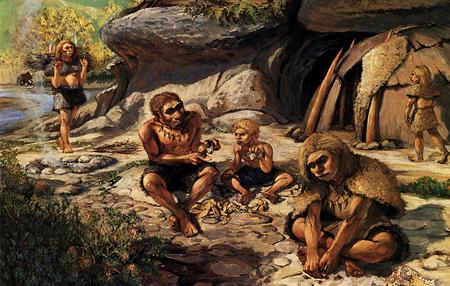 غذاهای انسان های اولیه,غذاهای مناسب انسان های اولیه