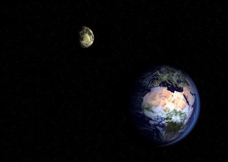 نکاتی درباره ماه,شناخت ماه