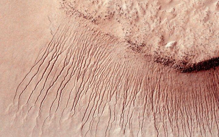 آشنایی با مریخ, نام دیگر سیاره مریخ