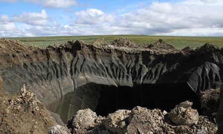 حفره های مثلث برمودا, علت به وجود آمدن مثلث برمودا