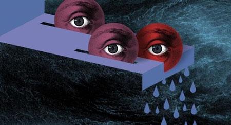 حقایقی درباره اشک ریختن,دلایل گریه کردن