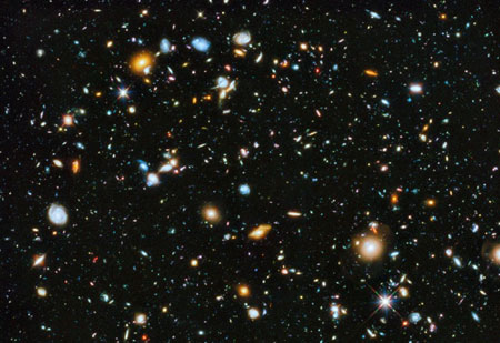 قدیمی ترین شی در کهکشان,قدیمی ترین شی دیده شده توسط تلسکوپ فضایی