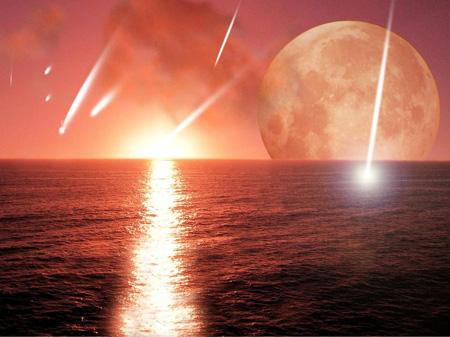 شایع ترین عناصر زمینی, ماده معدنی شهاب سنگ ها