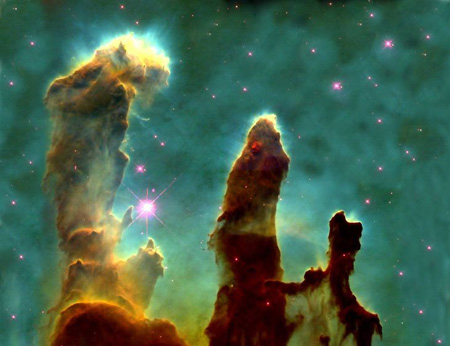 چگونگی تولد ستارگان,نحوه تشکیل ستارگان