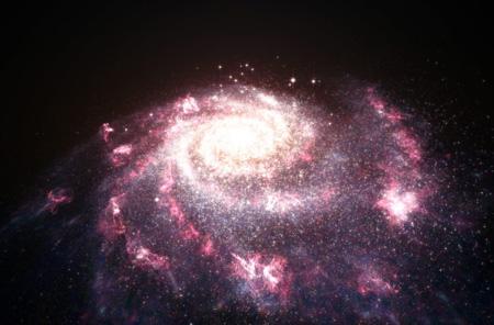 راههای شناخت کهکشان راه شیری,ویژگی کهکشان راه شیری