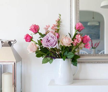 اافزایش عمر شاخه گل طبیعی, نحوه نگهداری شاخه گل